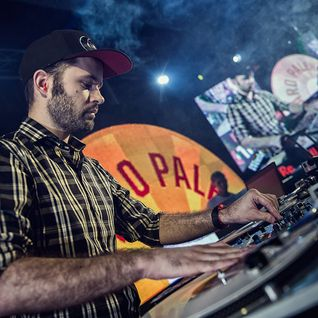Lautaro Palenque - Argentina - Red Bull Thre3Style World DJ Championship: Night 4