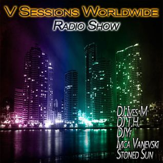 V Sessions Worldwide #113 Mixed by Dj Yf