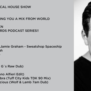 THE PRACTICAL HOUSE SHOW BY MIKE ANDERSON ON RADIO RADIOSA!! THE GUEST MIX BY REBOOT