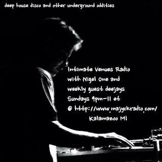 Intimate Venues Radio EP.3 with Blunted Monkz and Raybone Jones