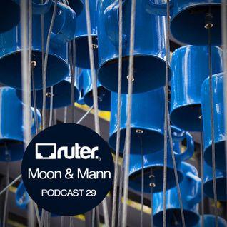 Ruter Podcast 29//Moon & Mann