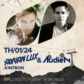 Audien - Live @ Beta Nightclub (Denver, Colorado) - 24.01.2013