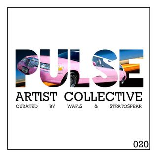 Pulsecast Episode 020 - Curated by WaFLS & StratosFear