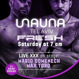 Sauna TLV Live by Asaf Dolev