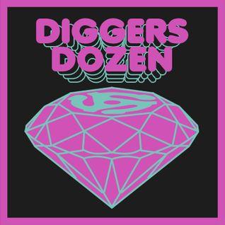 Tommy Koi - Diggers Dozen Live Sessions (January 2015 London)