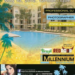 Jason Rault @ Welcome to Miami - Millenium Westshore, FL
