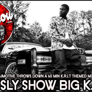 BIG K.R.I.T. MIXSHOW! DJ MOTIVE THROWING DOWN KRIT SLAPPERS!! [TheSlyShow.com]