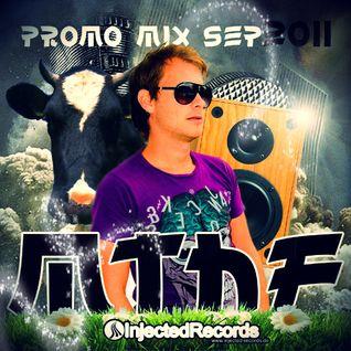 MTHF PROMO MIX SEP2011