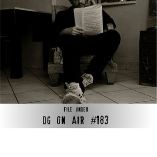 Different Grooves On Air #183 - Malandra Jr
