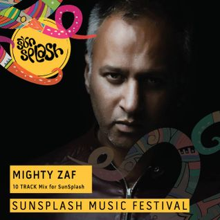 Mighty Zaf - 10 Track Mix for Damien