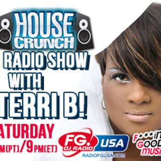 EP  HCTB160 TERRI B! in the MIX with one solid hour of music