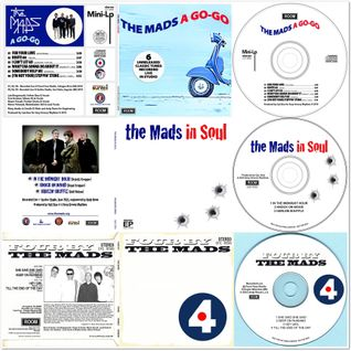 The Mads E.P. Collection 2014-2015