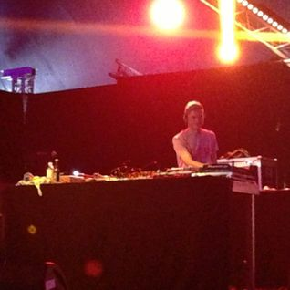 Al Lindrum (electronic set) @ FUSION Festival part 2