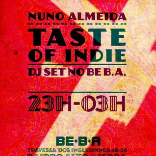 27-10-2012 djset @ Be Bairro Alto (Lisbon) - Music to eat and dance to