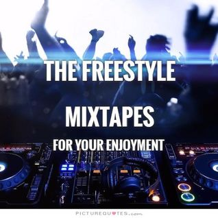 Lost Freestyle Mixes II - DJ Carlos C4 Ramos