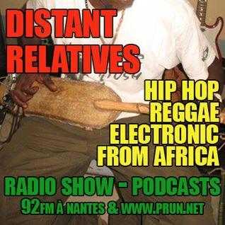 Distant Relatives Radio Show ft the MC-Griots MD Harodjah (Live & ITW).