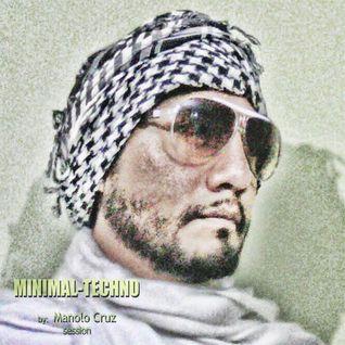 Manolo Cruz - Minimal Techno Session