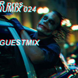 Progged Numix 024 (July 2014) with EDU & Toper, Deepfunk Guestmix -di.fm-