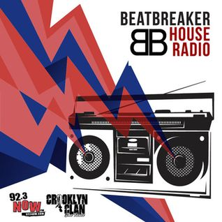 BEATBREAKER HOUSE RADIO #20 - AUG 2014