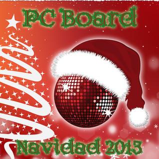 DJ PC Board - Navidad 2013