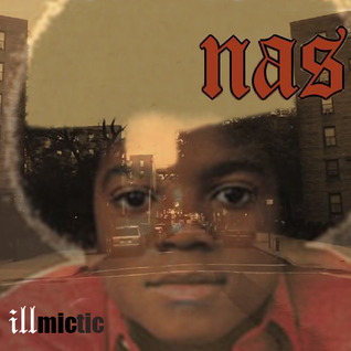 MJ + Nas = ill MIC tic - Rich Medina & The Marksmen Digital 45