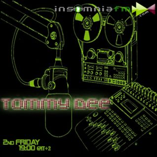 Tommy Dee - The Progressive Never Dies [037] on Insomniafm (14-12-2012)