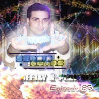 Sergio Navas Deejay X-Perience 15.07.2016 Episode 85