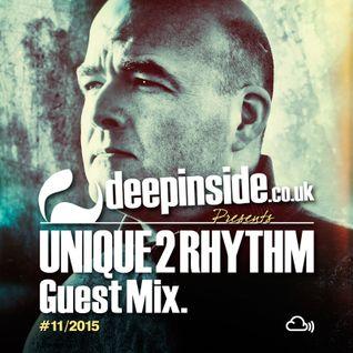 DEEPINSIDE presents UNIQUE2RHYTHM (Exclusive Guest Mix)