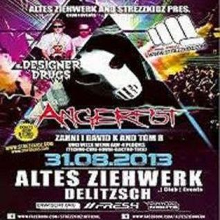ILL PaTroN & Nogge @ Altes Ziehwerk Delitzsch 31.08.13