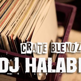 Crate Blendz - Dj Halabi