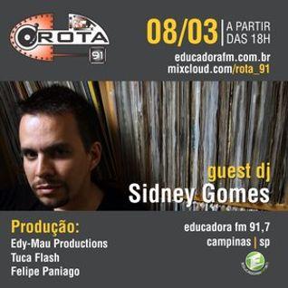 Rota 91 @ Educadora FM 08-03-2014