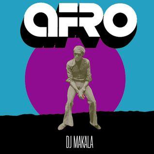 "DJ Makala ""Baile Afro Funk 2 Mix"""