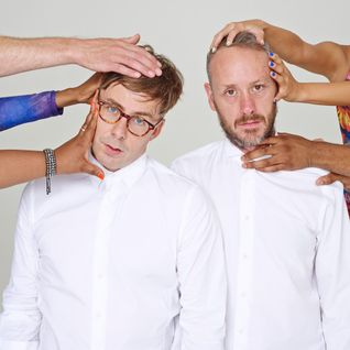 Basement Jaxx's Exclusive Mix On Capital XTRA.