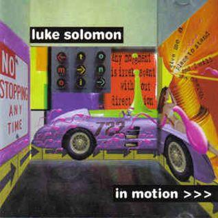 LUKE SOLOMON -  IN MOTION (1998)