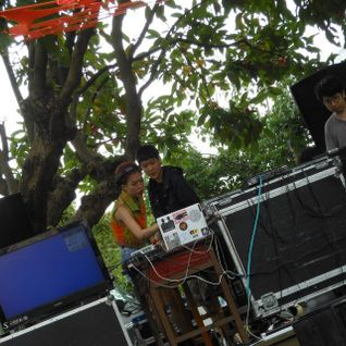 7_7  wonderful world outdoor party