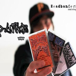 Edible Beatz - Headbangerz Mixtape (Mixed By P-Trikz)