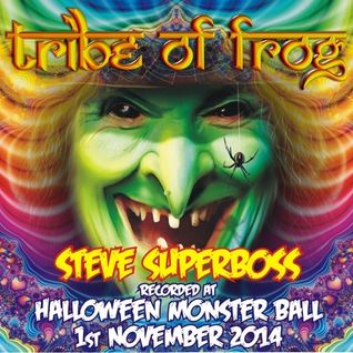superboss - tribe of frog - haloween 2014 mix