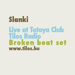 Live at Totoya Club - Tilos Radio - Broken beat set