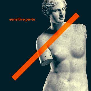sensitive parts