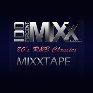 The 100 PERCENT MIXX 80's R&B Classics Mixxtape 2