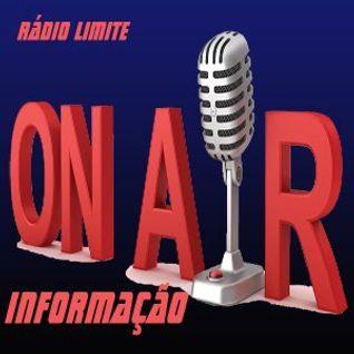 Noticias 15H Rádio Limtie - 4 Junho