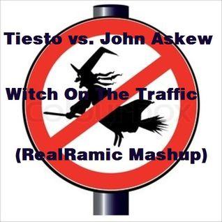Tiesto vs. John Askew - Witch On The Traffic (RealRamic Mashup)