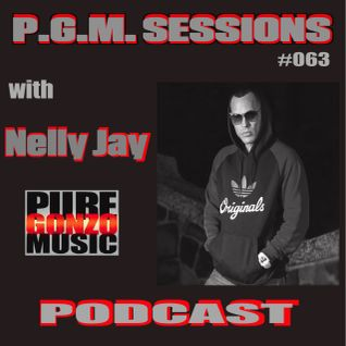 P.G.M. Sessions 063 with Nelly Jay