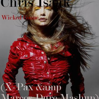 Chris Isaak - Wicked Game (K-Pax &amp Marcos Dure Mashup)