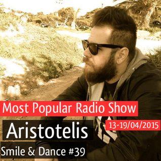 Aristotelis - Smile & Dance 39