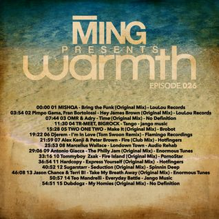 MING Presents Warmth 026