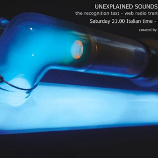 Unexplained Sounds Group - the recognition test # 8