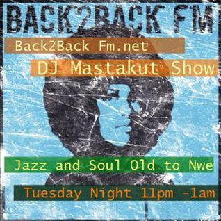 2016/05/17 DJ Mastakut Show on Back2Back fm.net