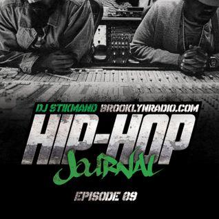 Hip Hop Journal (Episode 9)
