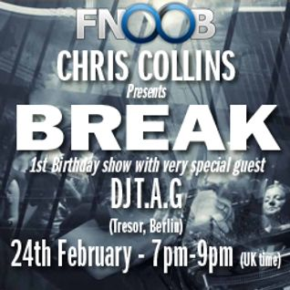 BREAK a classics set in memory of Dave Saunders (Geushky resident and true friend)